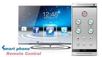 Screenshot of Remote Control for TV