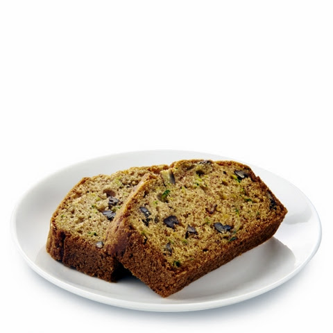 Zucchini Bread with Truvía® Baking Blend