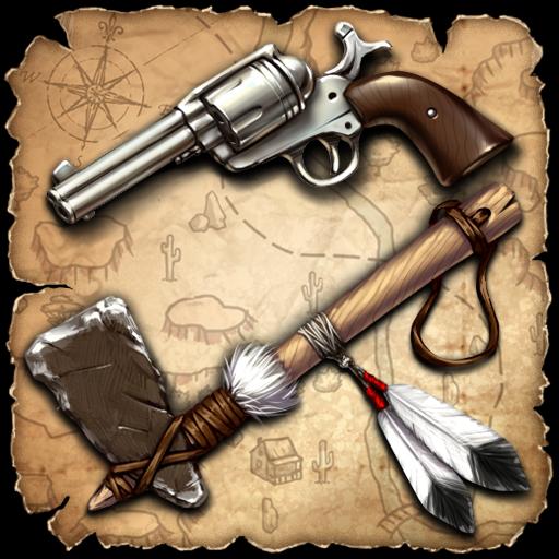 Wild West Checkers 休閒 App LOGO-硬是要APP
