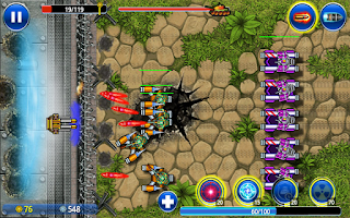 Screenshot of Tank ON - Modern Defender