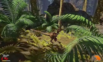 Screenshot of Dino challenge hunter