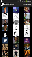 Screenshot of MemeCreator Free