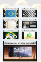 Screenshot of Pandeiro Tambourine Brazil