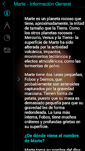 Solar Walk: Simulador Espacial Screenshot