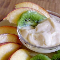 Bailey's Irish Cream Fruit Dip
