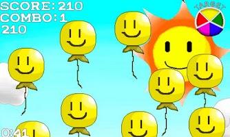 Screenshot of Balloon Season