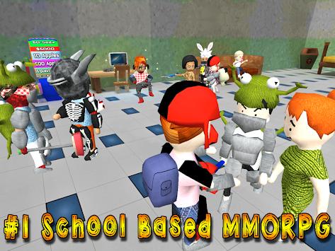 School of Chaos Online MMORPG apk screenshot