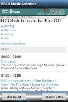Screenshot of BrowseCast BBC Podcast Browser