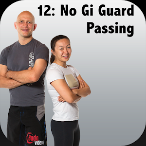 Cover art BigStrong 12, Guard Passing