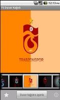 Screenshot of Trabzonspor Duvar Kağıtları