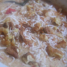 Buckwheat-Apple Muesli
