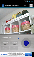 Screenshot of IP Cam Remote with Audio
