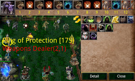 123-dota for android screenshot