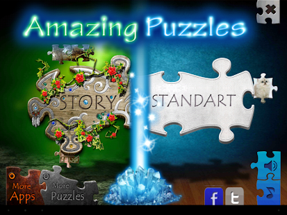 Amazing Puzzles - screenshot