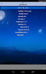 the Weather APK for Nokia