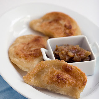 Potato Pierogi With Caramelized Onions