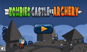 Screenshot of Zombies Castle VS Archery