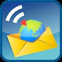 開放座標簡訊 (Open GeoSMS) icon