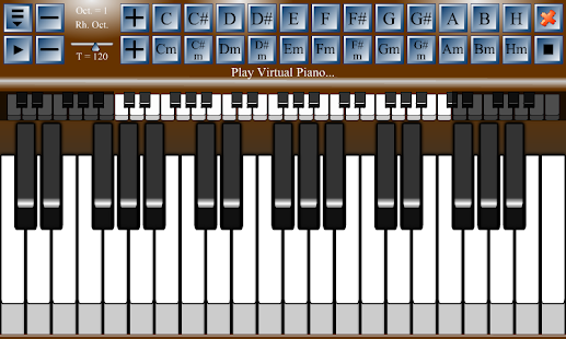 Virtual Piano- screenshot thumbnail