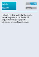 Screenshot of BUDO