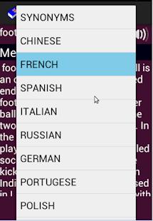 English++ Offline Dictionary APK for Blackberry