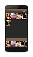 Screenshot of Android Photo Collage Editor