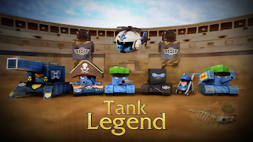 Screenshot of Tank Legend(legend of tanks)