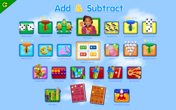 Starfall FREE APK screenshot thumbnail 14