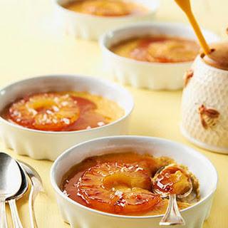 Baked Honey Custard Recipes