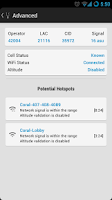 Screenshot of Smart WiFi Toggler