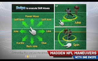 Screenshot of MADDEN NFL 25 by EA SPORTS™
