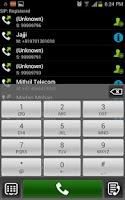 Screenshot of miPhone Voice