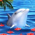 Dolphin -Carnelian- icon