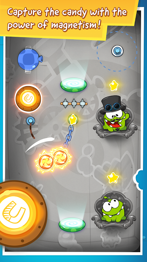 Cut the Rope: Time Travel HD Screenshot 1