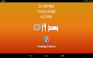 Screenshot of Liguria – Sleeping and Eating