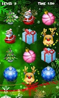 Screenshot of Christmas Holiday Match