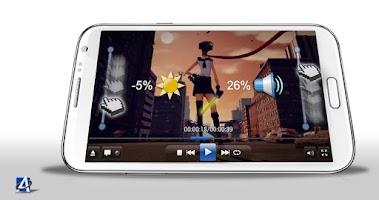 Screenshot of ALLPlayer Video Player