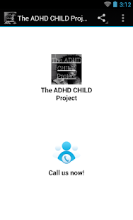 The ADHD CHILD Project - screenshot