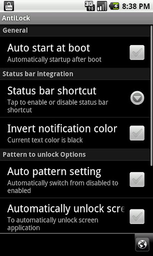 antilock for android screenshot