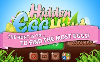 Screenshot of Hidden Egg Hunt