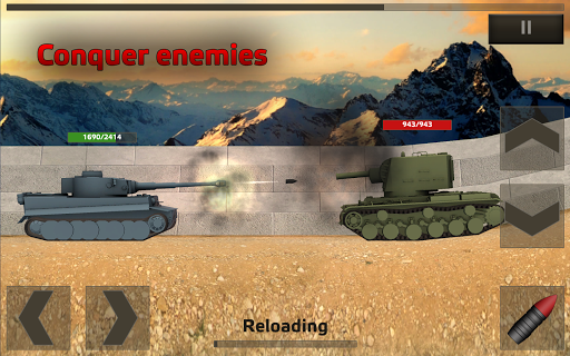 Tanks:Hard Armor - screenshot