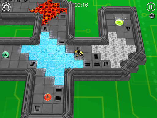 Ben 10 Game Generator 4D - screenshot