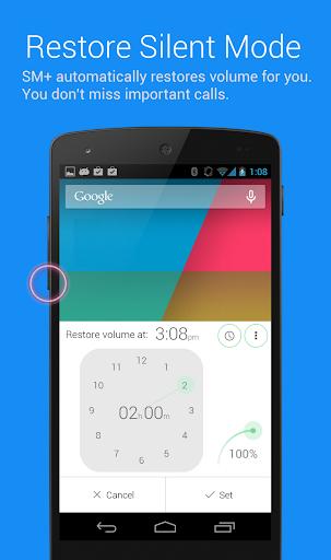Silent Mode+ PRO (DND) - screenshot