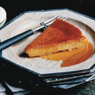 Almond Milk Flan Recipes