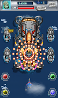 Screenshot of Death Air Combat Deluxe 2014