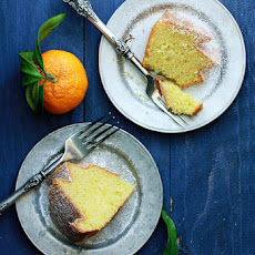 Coconut and Citrus Cake