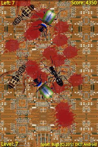 Splat Bugs - FREE