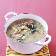 Sausage-and-Kale Soup