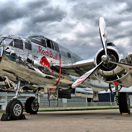 B-25 Mitchell by Andy Cíger - Transportation Airplanes