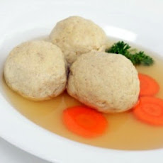 Kittencal's Light-As-A-Feather Matzo Balls